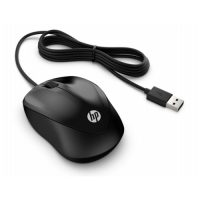 Мышь HP Wired Mouse 1000 4QM14AA Black USB