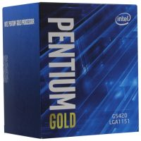 Процессор Intel Pentium Gold G5420 (BX80684G5420)