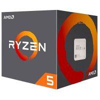 Процессор AMD Ryzen 5 1600 (YD1600BBAEBOX/YD1600BBAFBOX)
