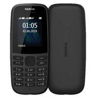 Телефон Nokia 105 Dual sim (2019) Black