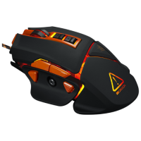 Мышь Canyon CND-SGM6N Hazard Black USB