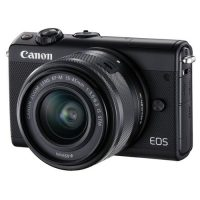 Фотоаппарат Canon EOS M100 14-45 Kit Black