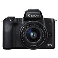 Фотоаппарат Canon EOS M50 15-45 IS STM Black