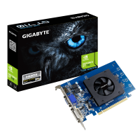 Видеокарта Gigabyte GeForce GT 710 1GB DDR5 (GV-N710D5-1GL)