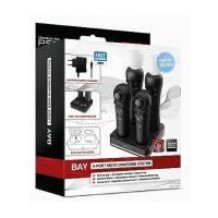 Зарядное устройство SPEEDLINK BAY 4-Port Move Charging System (SL-4310-SBK)