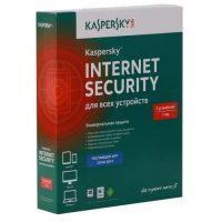 ПО Kaspersky Internet Security 3 устройства/1 год (KL1941RBCFS)