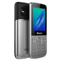 Телефон OLMIO M22 Silver