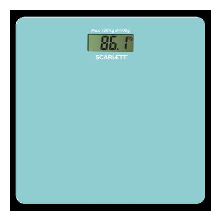 Весы напольные Scarlett SC-BS33E035