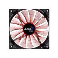 Кулер для корпуса AeroCool Shark Fan Black Edition 12cm (AEROSF-12EB)