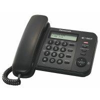 Телефон Panasonic KX-TS2356 RUB черный