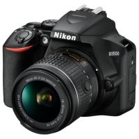 Фотоаппарат Nikon D3500 18-55mm non VR Kit Black
