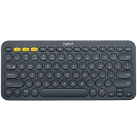 Клавиатура Logitech K380 Multi-Device Dark Grey Bluetooth