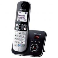 Радиотелефон Panasonic KX-TG6821 RUB черный