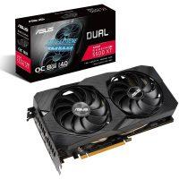 Видеокарта ASUS ATi Radeon RX 5500XT (DUAL-RX5500XT-O8G-EVO)
