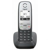 Радиотелефон Gigaset A415 чёрный