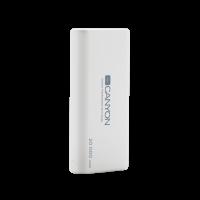 Аккумулятор портативный Canyon CNS-CPBP20W White