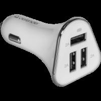 Автомобильное зарядное устройство Defender UCA-04 (83566)