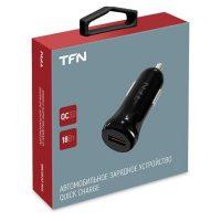 Автомобильное зарядное устройство TFN QC 3.0