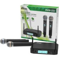 Микрофонная система Ritmix RWM-222