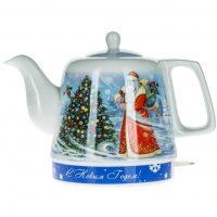 Чайник Polaris PWK 1299CCR (Дед Мороз)